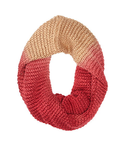 BCBGeneration - Dusk to Dawn Twisted Cowl (Latte) Scarves