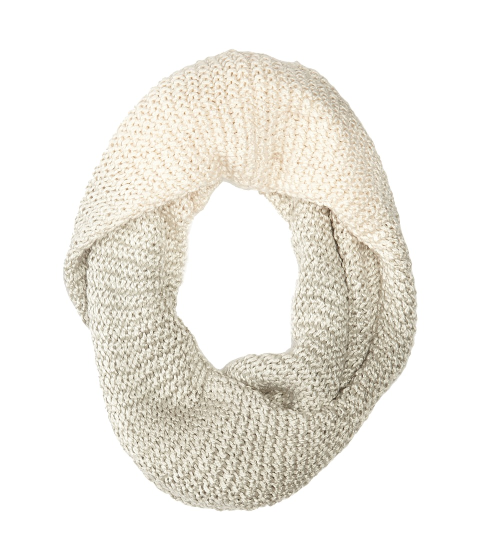 BCBGeneration - Dusk to Dawn Twisted Cowl (Pure White) Scarves