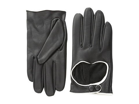 BCBGeneration - Tough Love Driving Gloves (Jet Black) Lace Gloves
