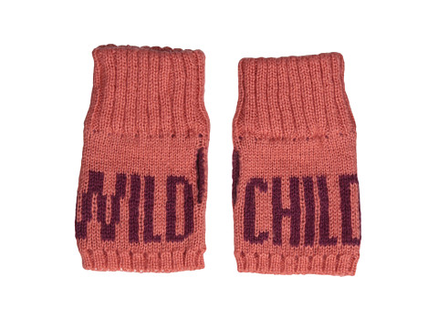 BCBGeneration - Attention Seeker Fingerless Gloves (Dusty Rose) Lace Gloves