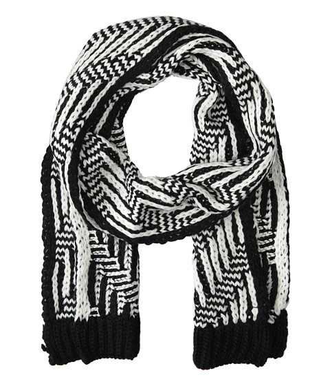 BCBGeneration - Break The Rules Scarf (Jet Black) Scarves