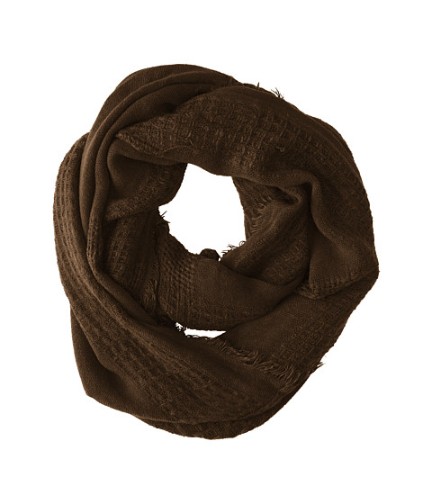 BCBGeneration - Solid Thinking Outside The Box Loop (Cadet) Scarves