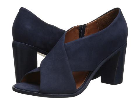 Bernardo - Henry (Navy Nubuck) Women's Sandals