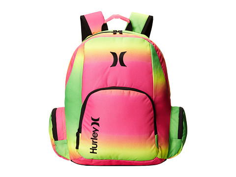 Hurley - Campus Backpack (Multi) Backpack Bags