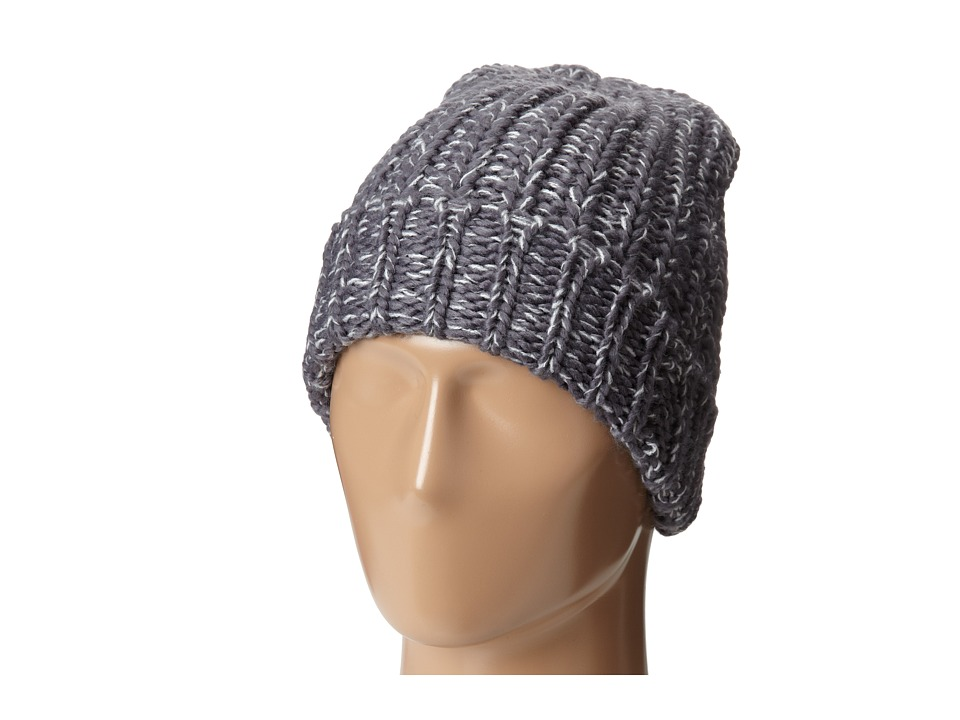 BCBGeneration - Big Chill Slouch Hat (Slate) Caps