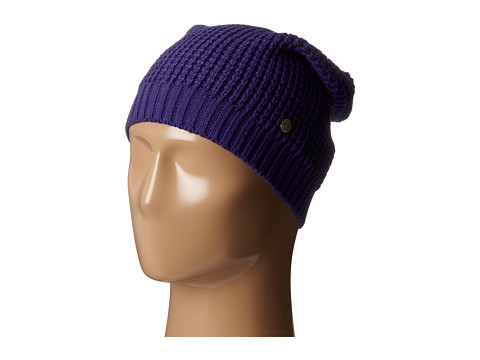 BCBGeneration - Waffle Stitch Solid Slouch Hat (Dragon Fly) Caps
