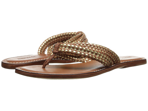 Bernardo - Miamiwoven (Luggage Nap/Old Gold Nap) Women's Sandals