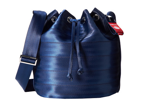 Harveys Seatbelt Bag - Berkley Bag (Indigo) Cross Body Handbags