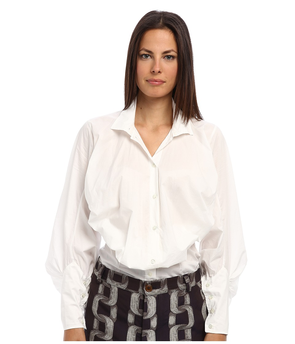 Vivienne Westwood Gold Label - Consuelo Blouse (Off White) Women's Blouse