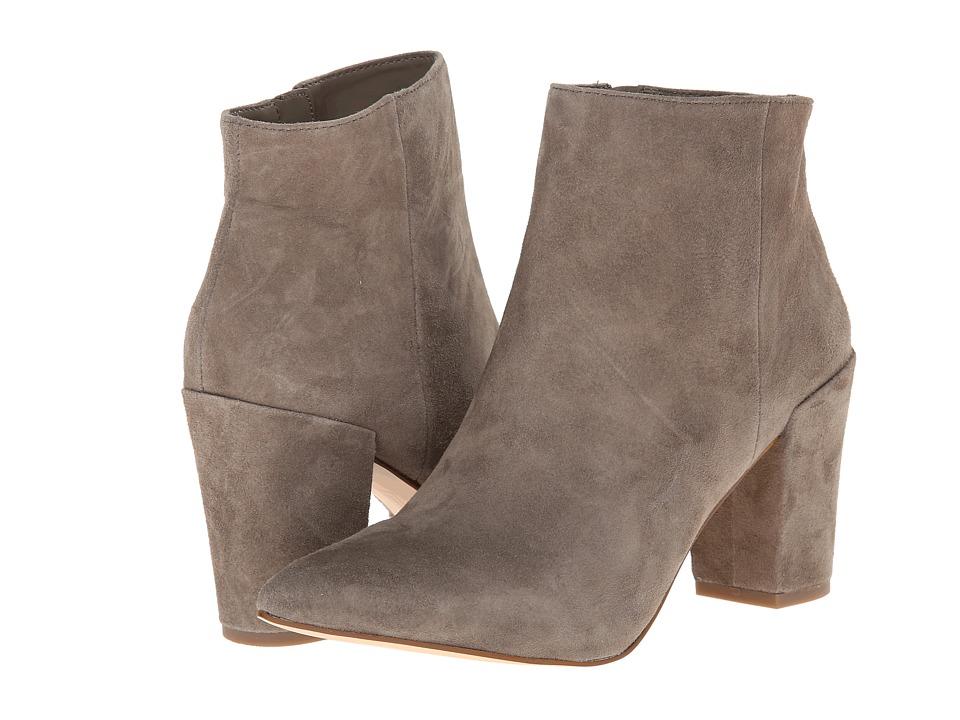 Steven - Lidiaa (Taupe Suede) Women's Dress Zip Boots