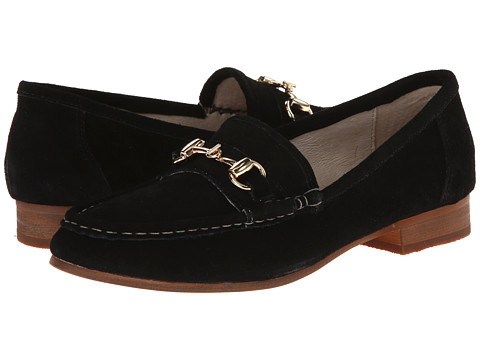 Steven - Surrey (Black Suede) Women