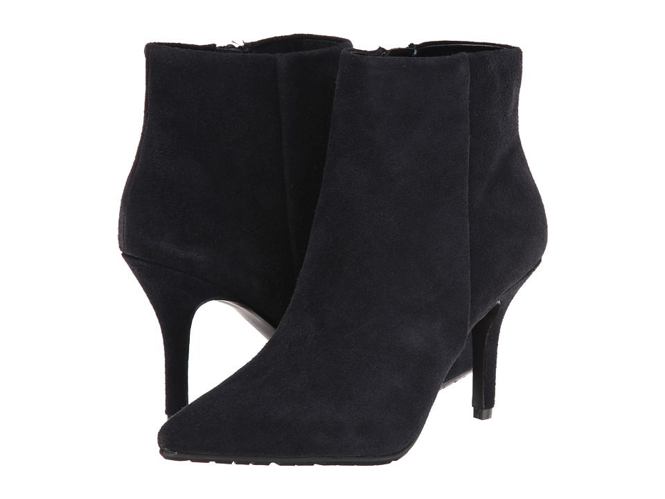 Steven - Splendr (Navy Suede) Women's Dress Zip Boots