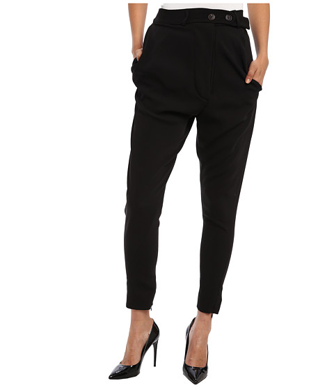 Vivienne Westwood Gold Label - Alcoholic Trousers (Black) Women's Casual Pants