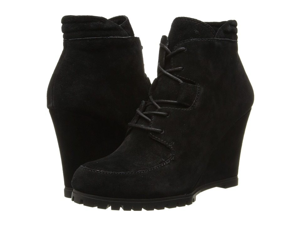 Steven - Wardin (Black Suede) Women