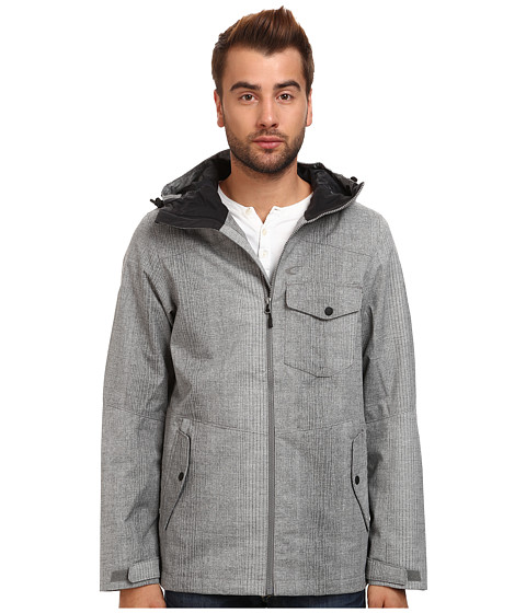 Oakley - Mig Lite Jacket (Grigio Scuro) Men's Coat