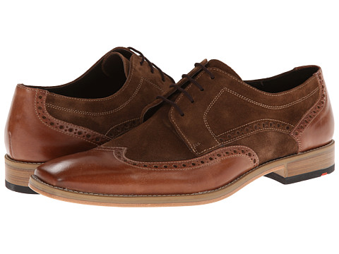 Lloyd - Medias (Tobago/Cigar) Men's Shoes
