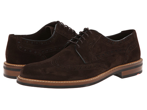 Lloyd - Iowa (Ebony) Men's Shoes