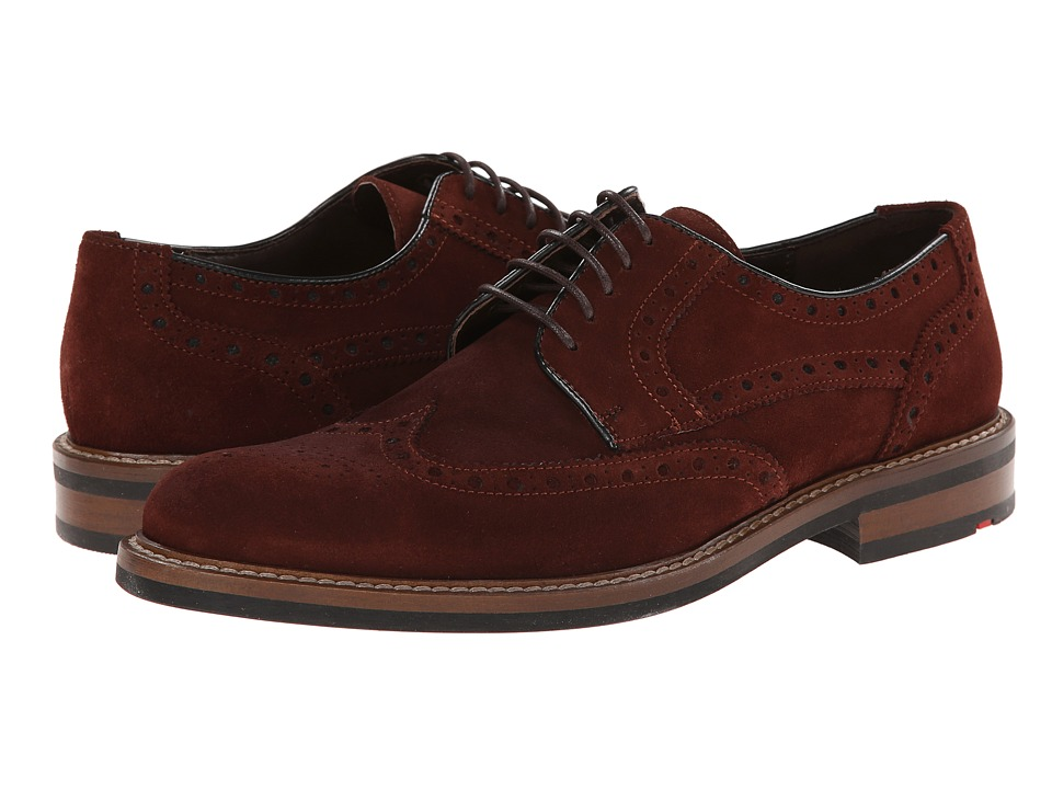 Lloyd - Iowa (Aubergine) Men's Shoes
