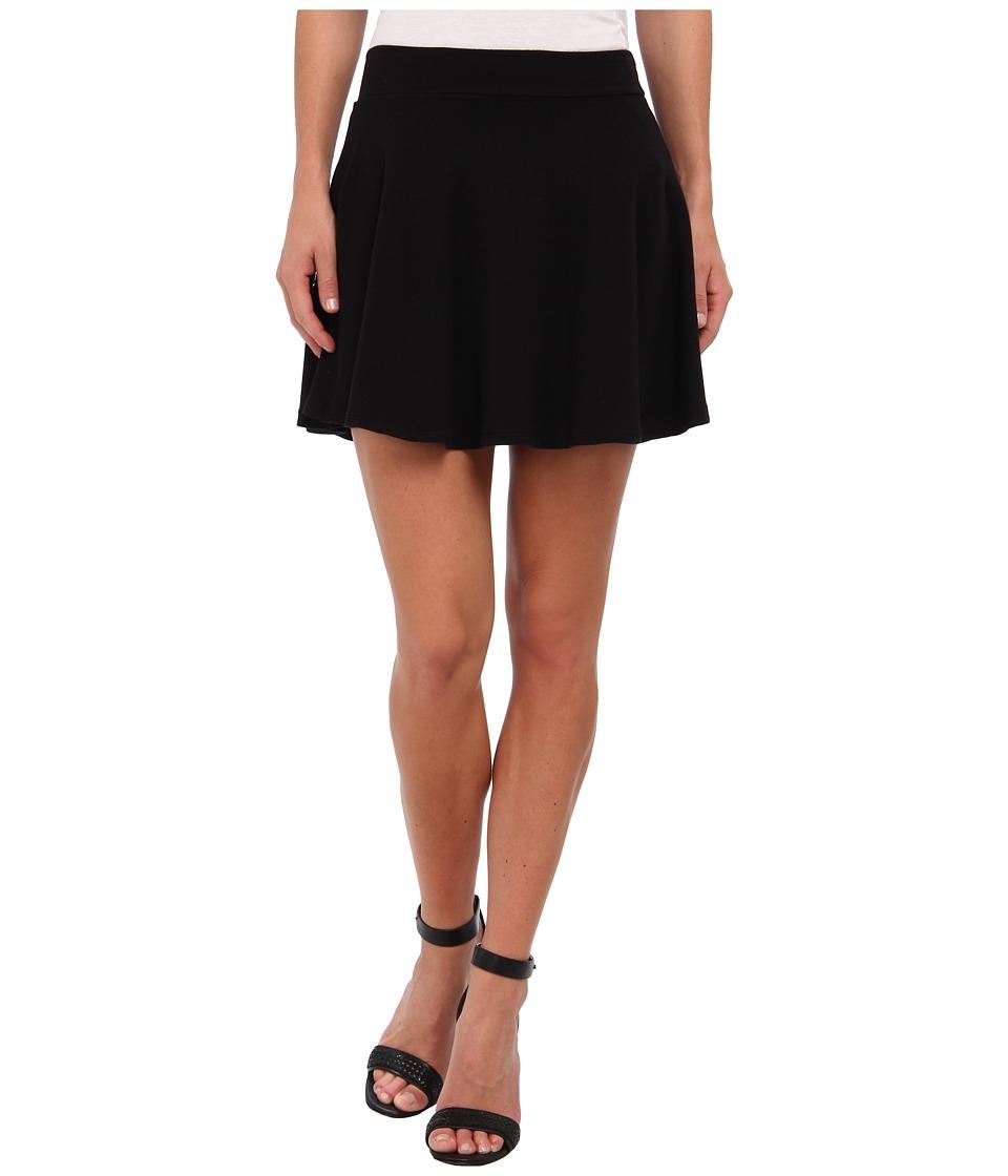 Splendid - Circle Skirt (Black) Women