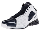 Reebok - Zigkick Hoops (Team/White/Athletic Navy/Black)