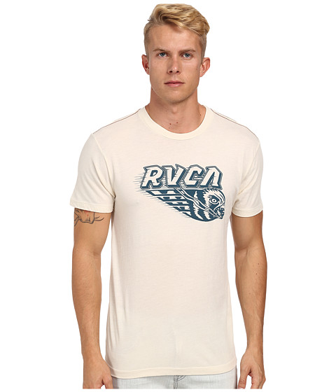RVCA - Speed Tee (Almond Tea) Men's T Shirt