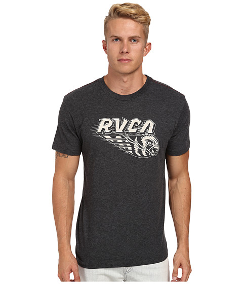 RVCA - Speed Tee (Black) Men's T Shirt