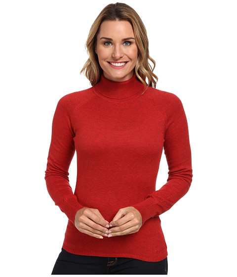 Woolrich - Laurel Run Turtleneck (Old Red Heather) Women