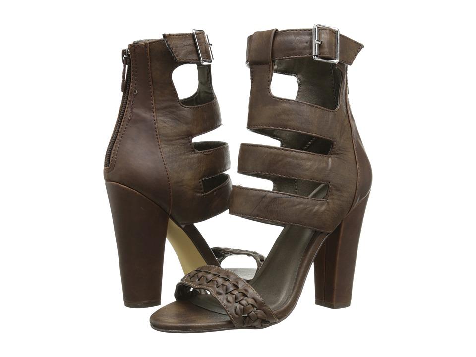 Michael Antonio - Jobey (Brown) High Heels