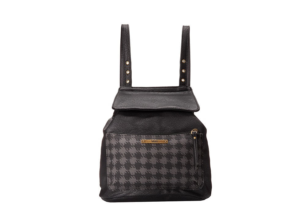 Vans - Nadine Backpack (Black) Backpack Bags
