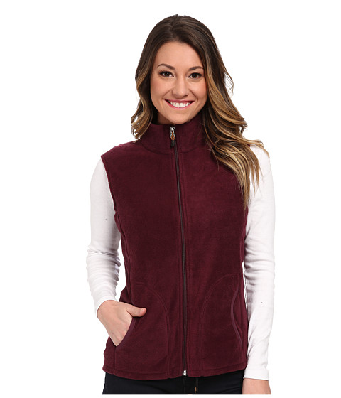 Woolrich - Andes Fleece Vest (Fig) Women's Vest