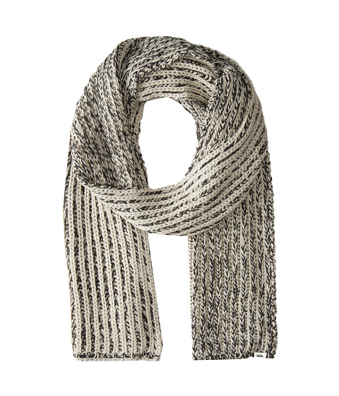 Vans - Royer Circle Scarf (Oatmeal/Charcoal) Scarves