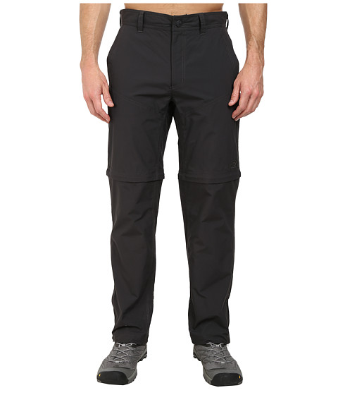 The North Face - Horizon II Convertible Pant (Asphalt Grey) Men's Casual Pants