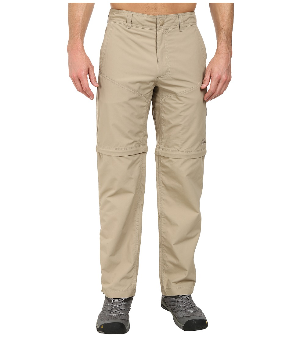 The North Face - Horizon II Convertible Pant (Dune Beige) Men's Casual Pants