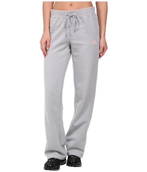 New Balance - Essentials Pant (Silver Mink) Women's Workout