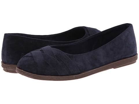 Blowfish - Glo (Midnight Blue Superfly Cord) Women's Flat Shoes
