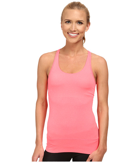 New Balance - Strappy Cami (Sorbet Pink Heather) Women's Sleeveless
