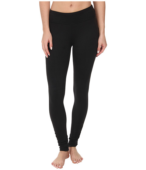 New Balance - Spree Shirred Tight (Black) Women's Workout