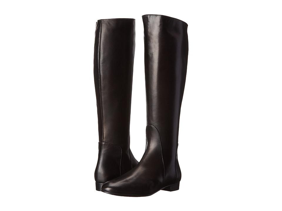 Delman - Molly (Black Nappa Leather) Women's Boots