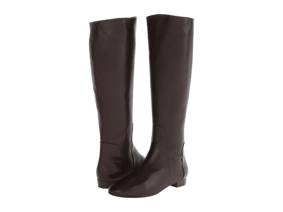 Delman - Molly (Dark Brown Nappa) Women's Boots