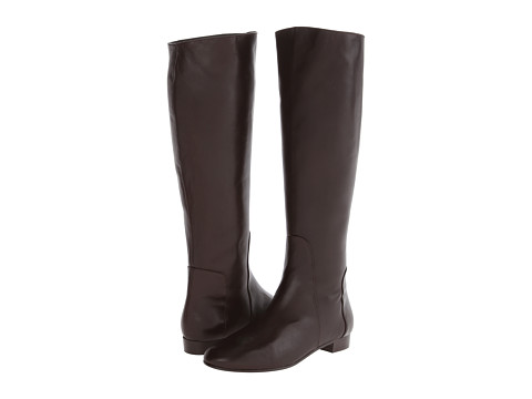 Delman - Molly (Dark Brown Nappa) Women