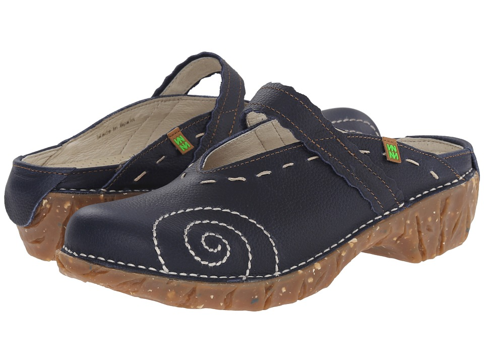 El Naturalista - Yggdrasil N096 (Ocean) Women's Clog Shoes