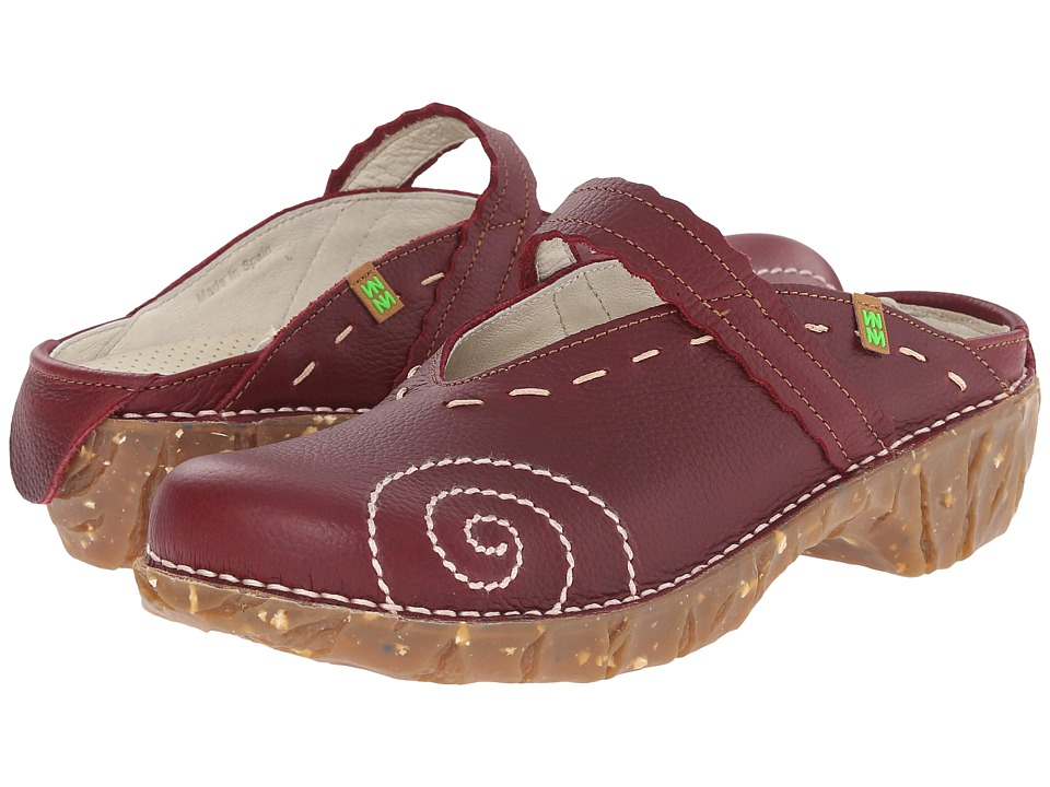 El Naturalista - Yggdrasil N096 (Rioja) Women's Clog Shoes
