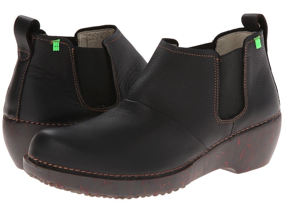 El Naturalista - Tricot NC70 (Black) Women's Shoes