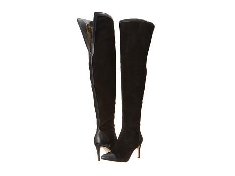... UPC 716142601981 product image for Nina Originals Allure (Black Kid  Suede) Women s Dress Zip ... d15a8186478e
