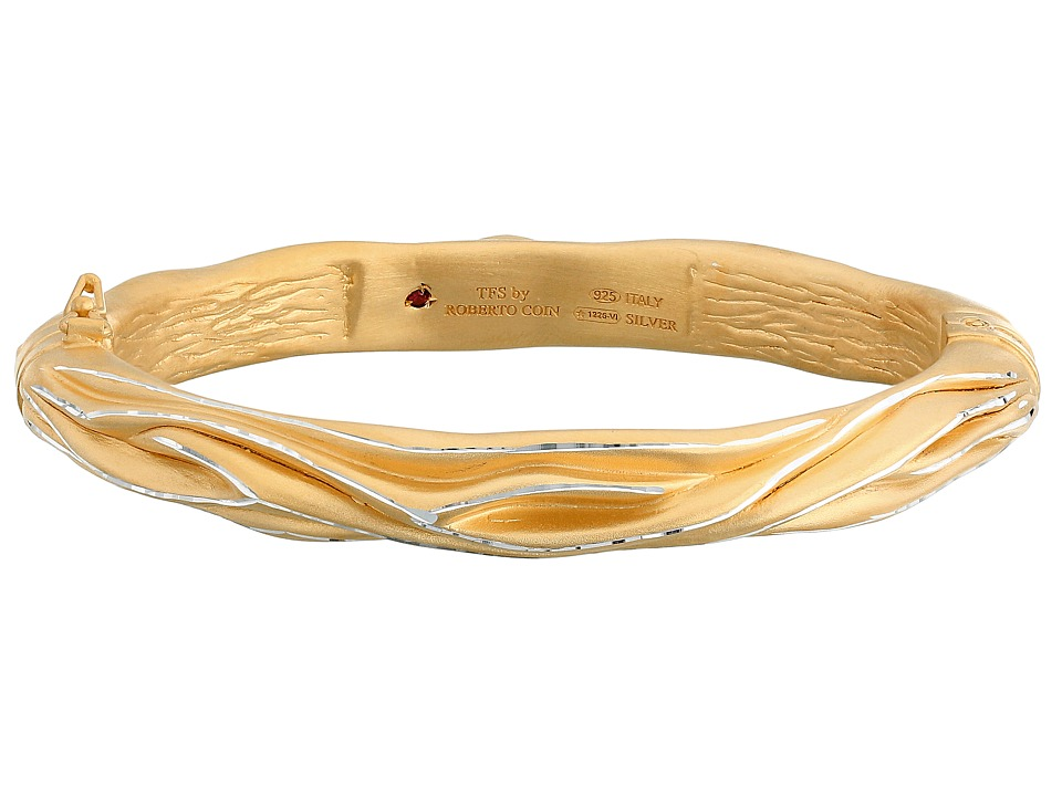 Roberto Coin - Giacca Bangle (Yellow) Bracelet