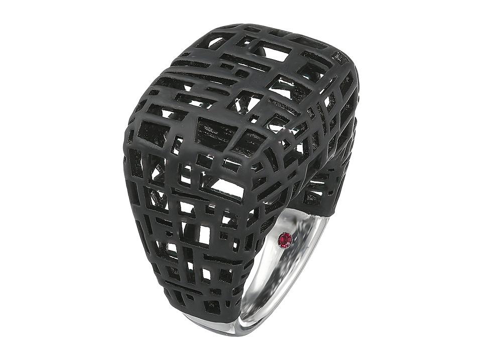 Roberto Coin - Skyline Ring (Black) Ring