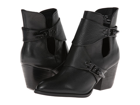 Shellys London - Burell (Black Leather) Women's Boots