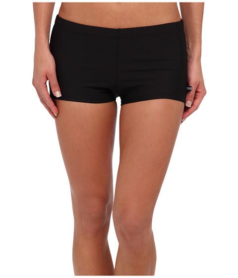 Nautica - Signature Boyshort NA83375 (Black) Women's Swimwear