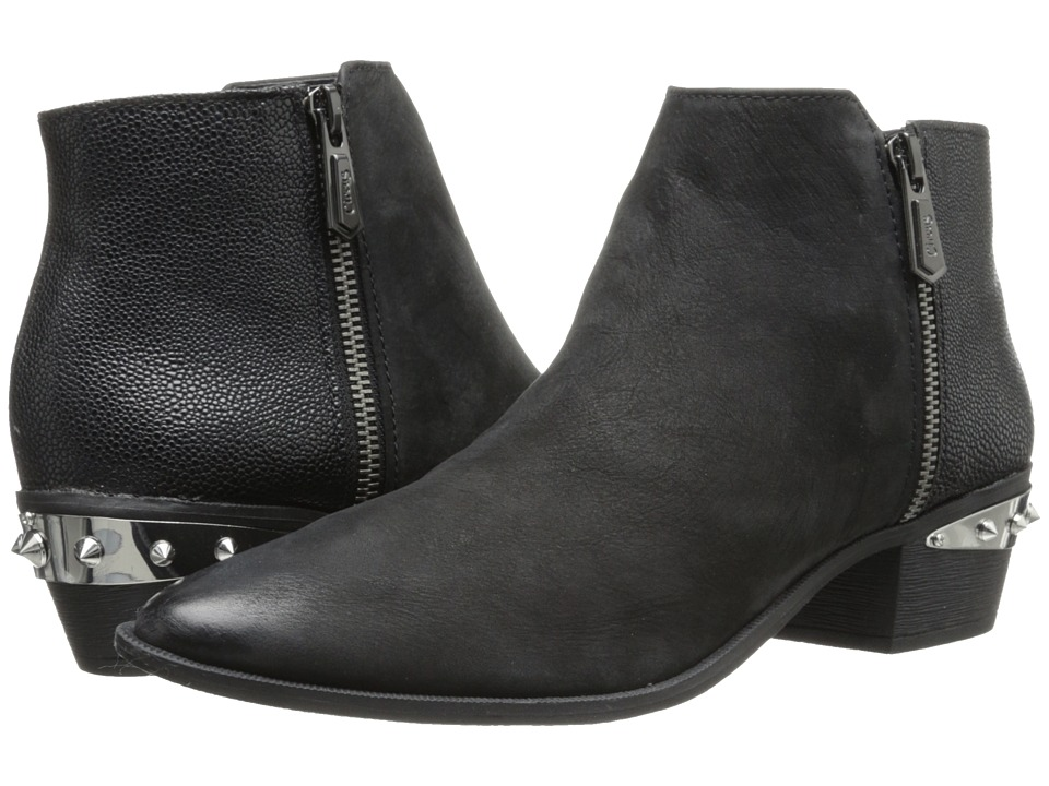 Circus by Sam Edelman - Holt (Black 2) Women's Zip Boots