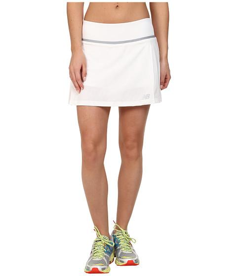 New Balance - Tournament Skort (White) Women